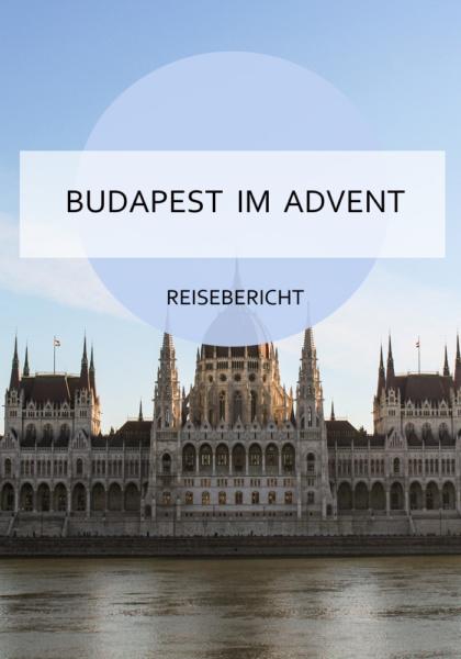 Budapest ist immer schön. Im Advent hat man aber auch Gelegenheit, über die Weihnachtsmärkte zu schlendern. Was man sonst noch aller erleben kann, lest ihr hier. #budapest #ungarn #advent #weihnachten #kurztrip #europa #reise #reiseblog #bericht