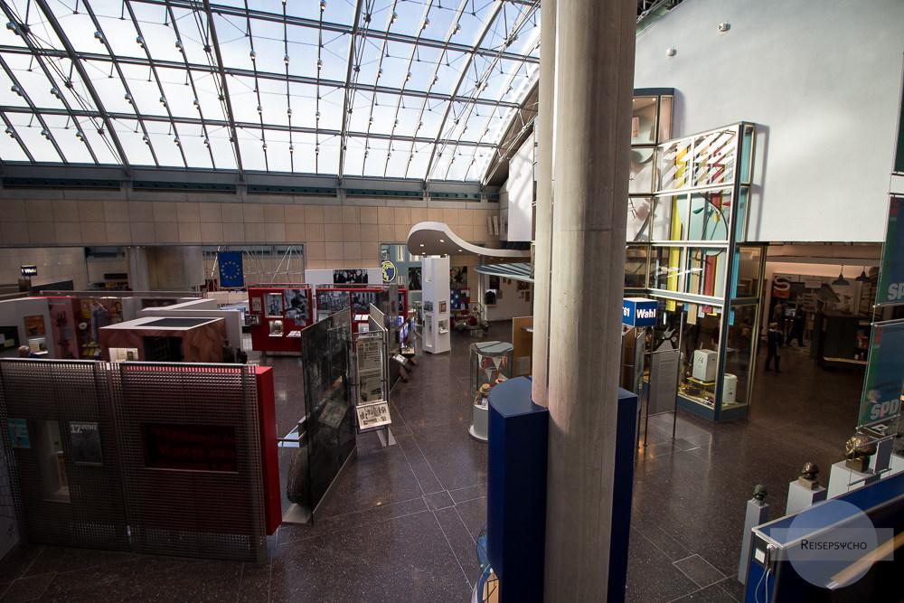 Ausstellung im Haus der Geschichte in Bonn