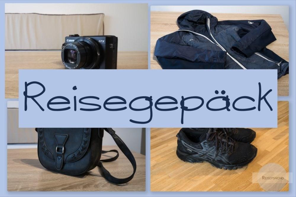 9 Dinge, die in meinem Reisegepäck nicht fehlen dürfen