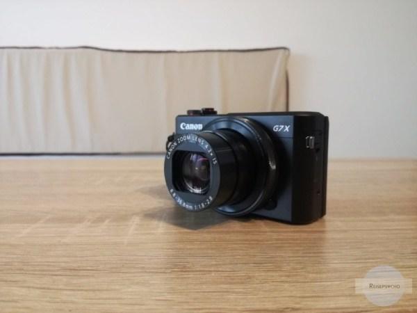 Kamera Canon G7X II - ein Muss im Reisegepäck