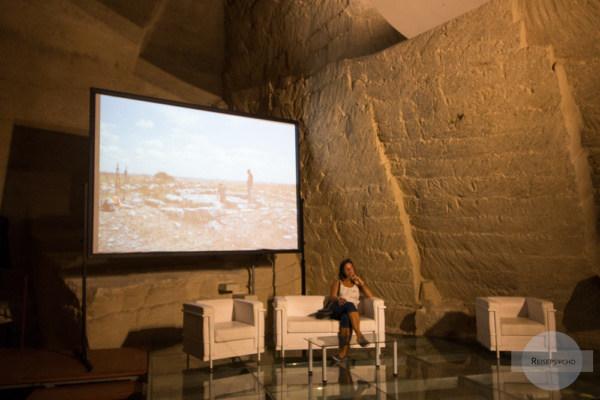 Vortag in der Casa Cava in Matera