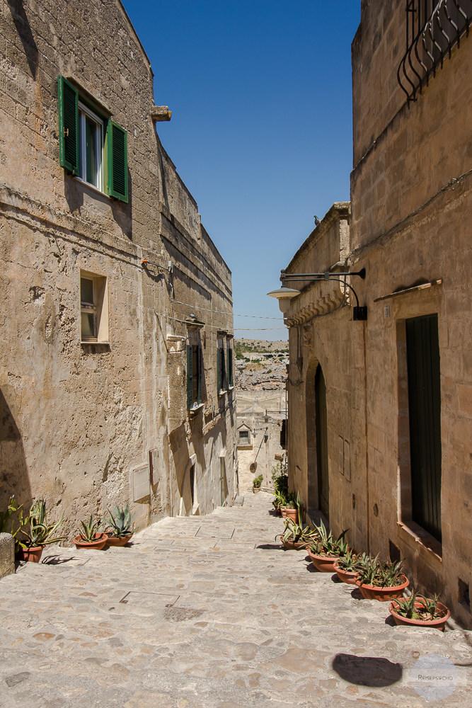 Wenn Matera 2019 europäische Kulturhauptstadt ist, ist es bestimmt nicht mehr so ruhig