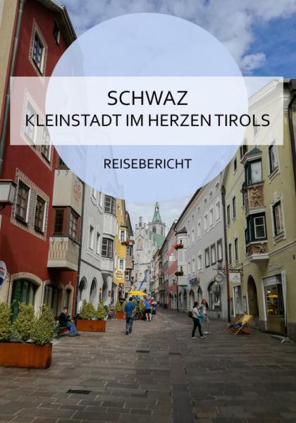 Tirol ist mehr als nur Berge und Innsbruck. Schwaz ist eine entzückende Kleinstadt, die einen Besuch lohnt #schwaz #tirol #kleinstadt #städtereise #kurztrip #altstadt #reisen #reiseblog #bericht