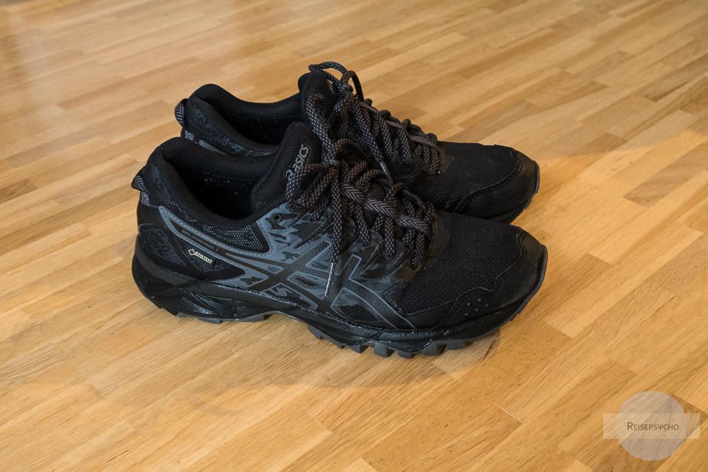 Bequeme Asics Schuhe - ein Muss im Reisegepäck