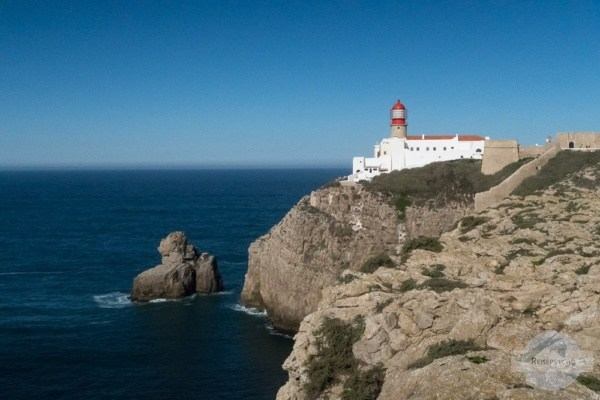 Cabo de Sao Vicente in Portugal