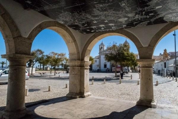 Sklavenmarkt in Lagos an der Algarve