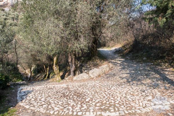 Auf den Spuren von Goethe, Dante usw. im Valle di Santa Lucia