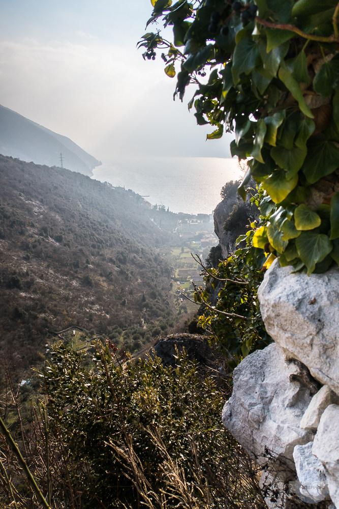 Das Valle di Santa Lucia - historisch wandern am Gardasee