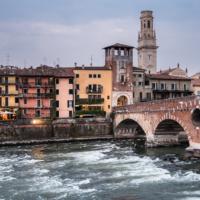 Goethes Italienische Reise nachgereist - Etappe 1: Von Sterzing bis Verona