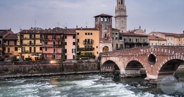 Goethes Italienische Reise nachgereist – Etappe 1: Von Sterzing bis Verona