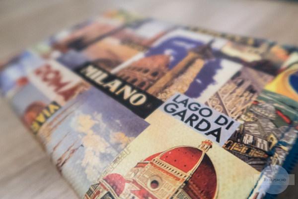 Geldtasche Italien