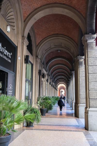 Portico in Bologna