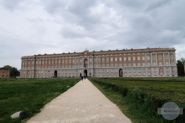 Großes Schloss Reggia di Caserta