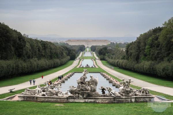 Schlosspark Reggio di Caserta