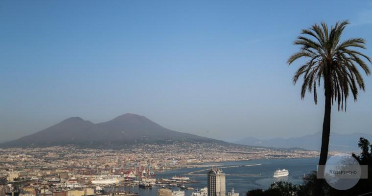 Goethes italienische Reise nachgereist – Etappe 4: Von Rom nach Neapel