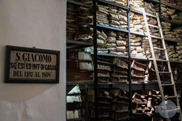 Il Cartastorie - ein Bankmuseum der Banca di Napoli