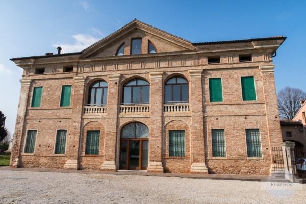 Die Villa Thiene in Quinto Vicentino