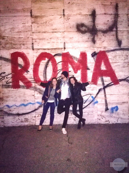 Roma Graffiti in Rom