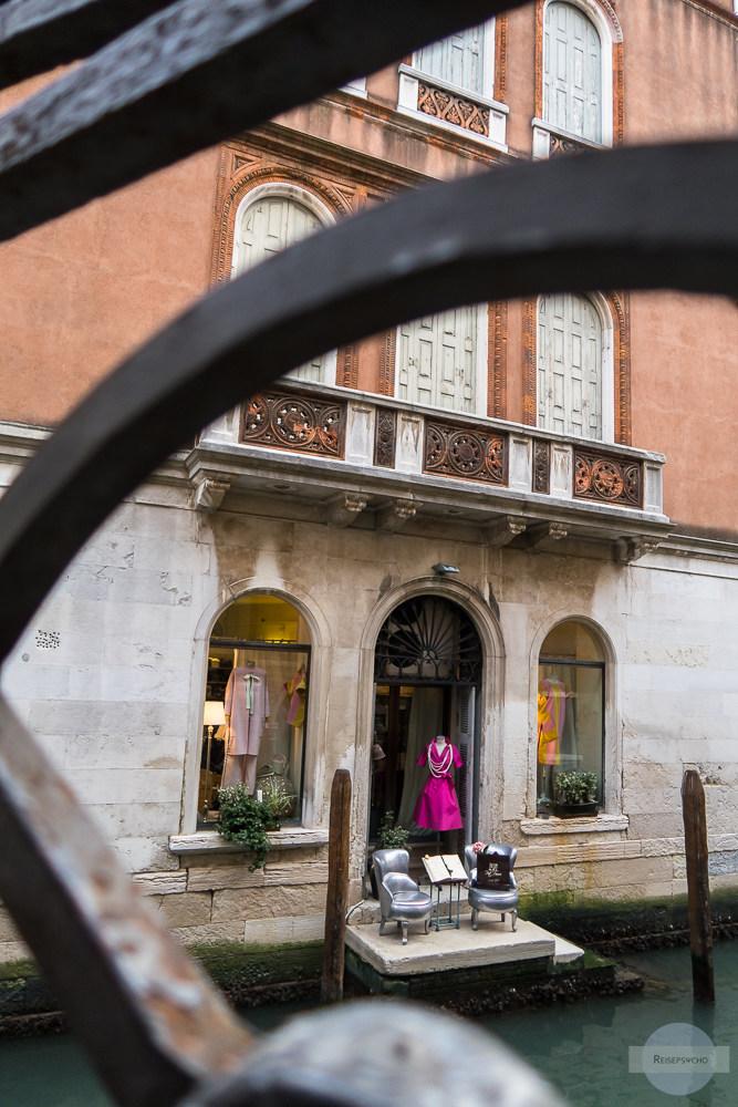 Goethe Wohnhaus in Venedig