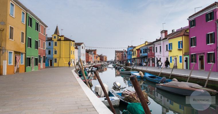 Goethes italienische Reise nachgereist – Etappe 2: Von Verona bis Venedig