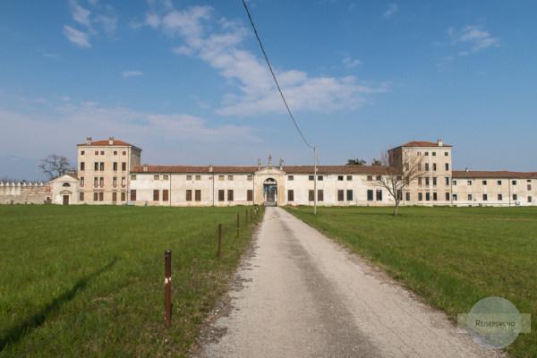 Von Goethe besucht: Die Villa Beregane in Thiene