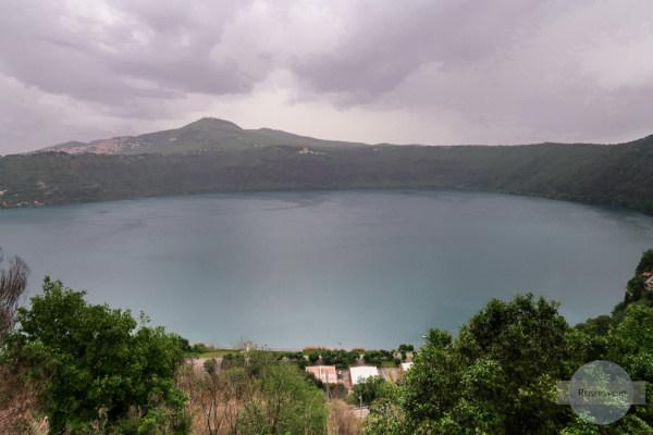 Der Lago Albano