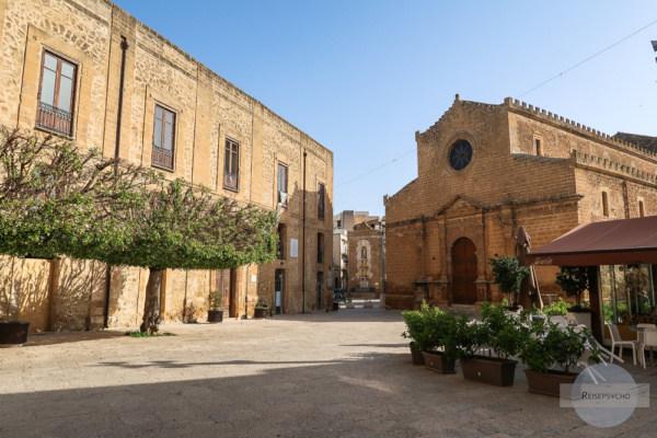Zentrum von Castelvetrano