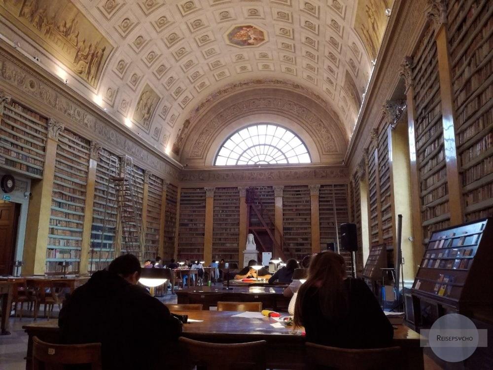 Biblioteca Palatina in Parma