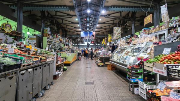 Markt in Modena