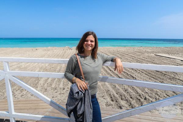 Reisepsycho am Strand von Sizilien