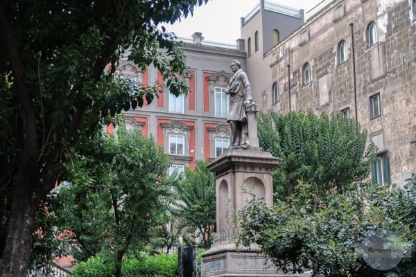 Neapel Piazza Bellini