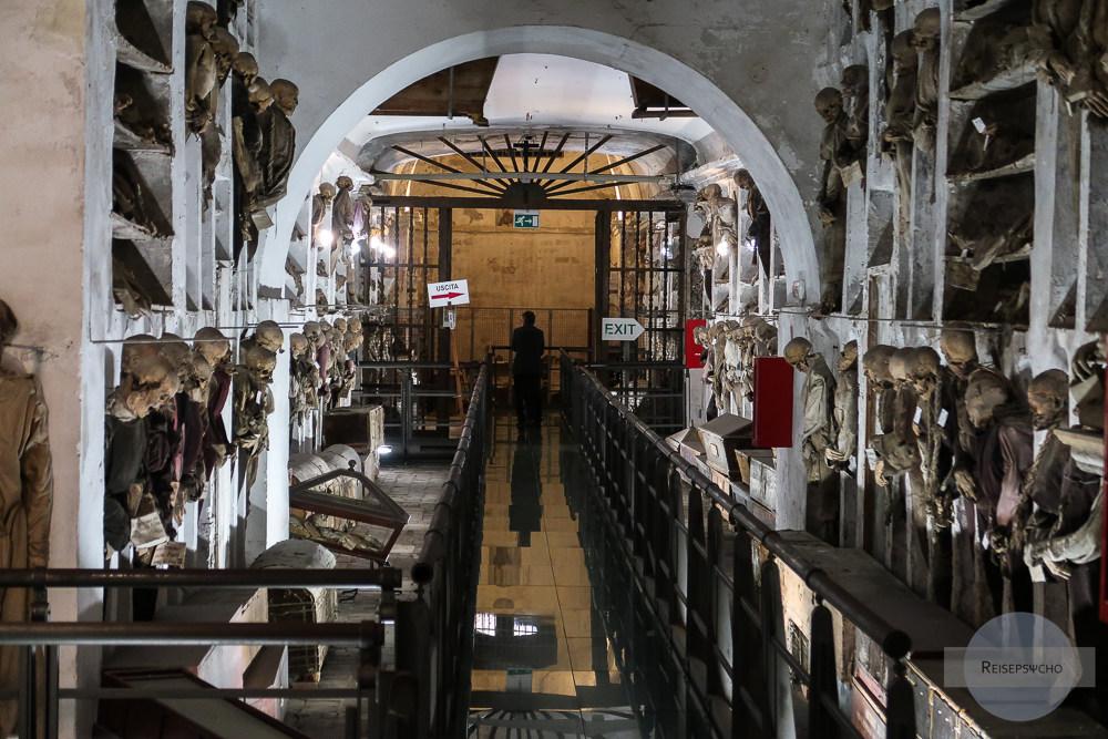 Kapuziniergruft in Palermo