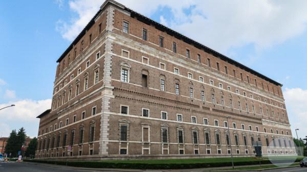 Palazzo Farnese in Piacenza