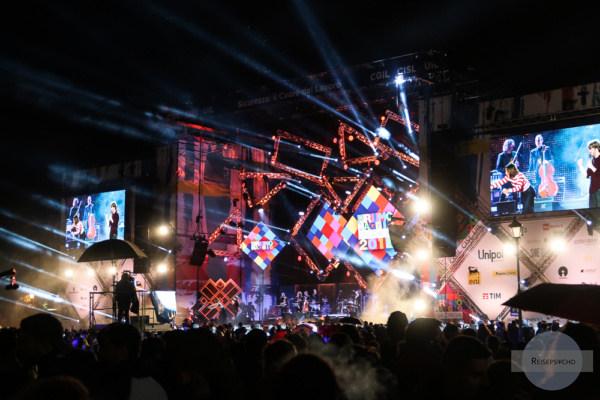 Open-Air Konzert am 1. Mai in Rom