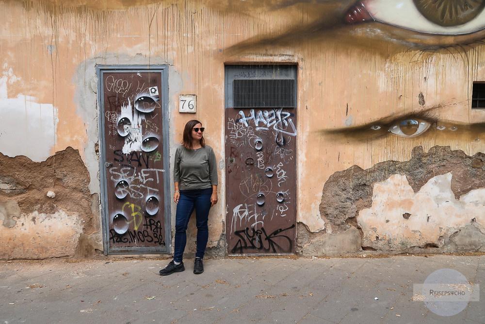 Streetart Tour in Rom