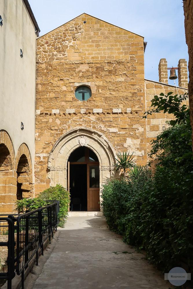 Die Kirche Santa Maria dei Greci in Agrigent