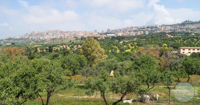 Agrigent und das Tal der Tempel – auf Zeitreise in Sizilien