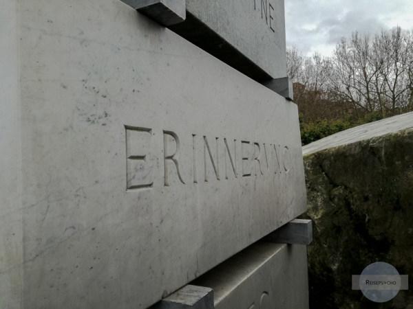 Erinnerung Stein in Koblenz