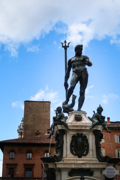 Neptunstatue in Bologna
