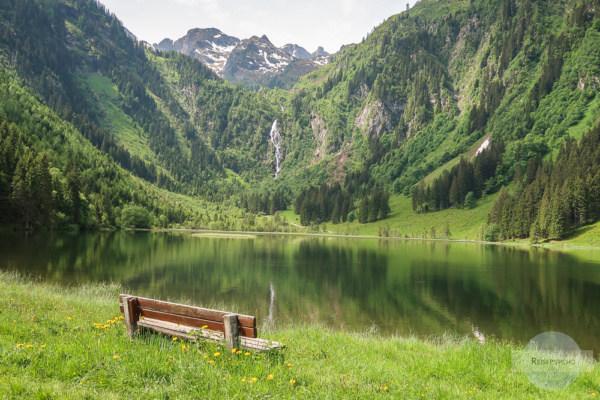 Der steirische Bodensee ist ein echtes Naturjuwel