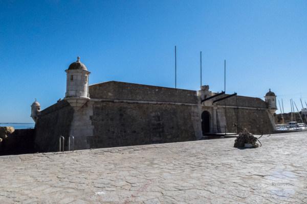 Das Forte da Ponta da Bandeira