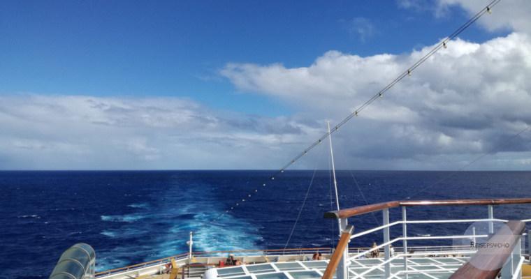 Seetag auf hoher See: Tipps für Aktivitäten am Schiff