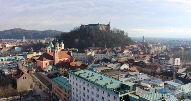 Wellness, Wandern und Sehenswürdigkeiten in Ljubljana