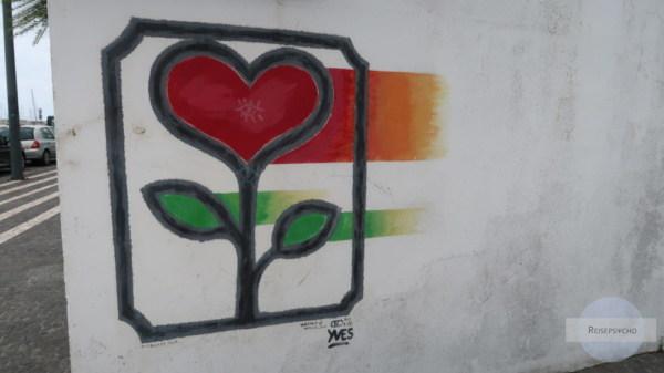 Herzen die Liebe verbreiten machen Freude auf Reisen
