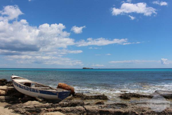 Lindos Beach auf Rhodos