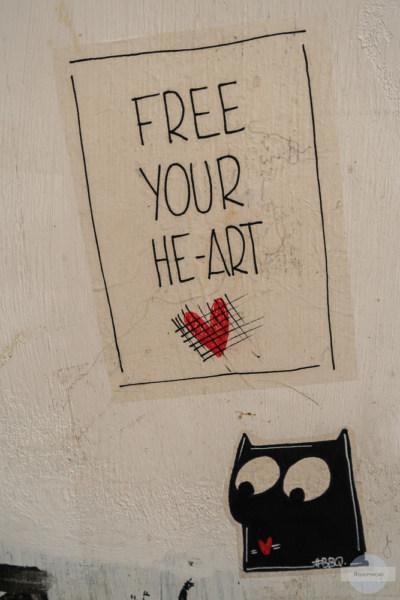 Street Art Rom Trastevere