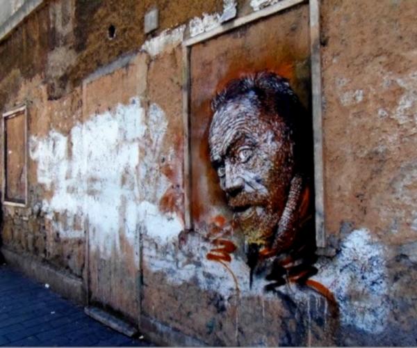 Street Art Rom Torpignattura