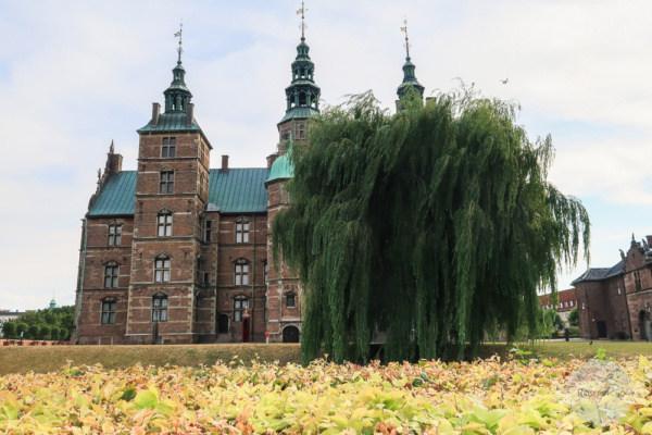 Rosenberg Slot in Kopenhagen