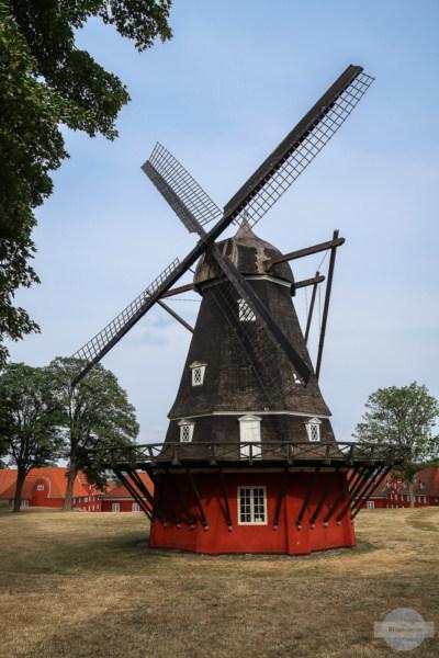 Windmühle in Kopenhagen