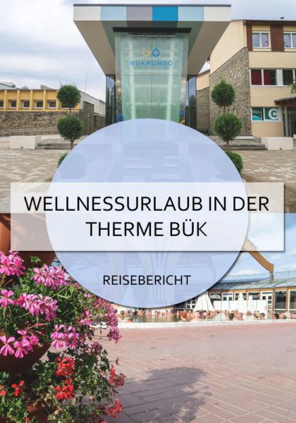 Wellnessurlaub in der Therme Bük #bük #bükfürdö #bukfurdo #thermebuk #ungarn #therme #wellness #wellnessurlaub